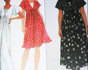 Have one to sell? Sell now Simplicity 8032 Misses Dress Pattern 2 Lengths Size 16-22 Used