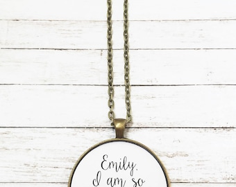 Graduation Gift,High School Grad Gift,College Grad Gift,Class of 2017,Graduation Jewelry,Daughter Gift from Mom Dad,Grad Gifts for Her