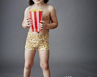 POPCORN: Boy's Swim Shorts
