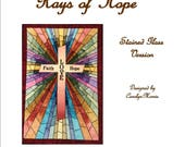 Pattern for Rays of Hope Quilt