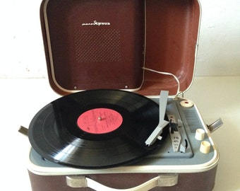Turntable ,vinyl record player ,technics turntable, Record player, vinyl record, Working Turntable , working record player,