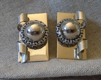 Earrings with clips (278)
