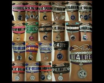New Edition (NE4Life) Fan Bracelet