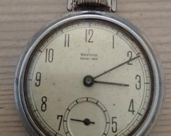Vintage Westclox pocket Ben pocket watch
