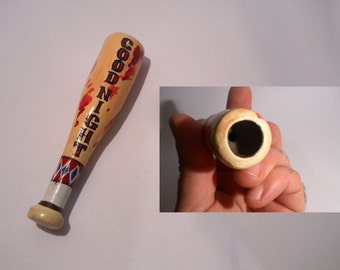 Harley Quinn baseball bat - Ceramic