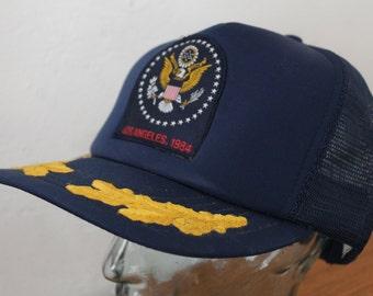 Vintage 1984 Los Angeles Hat