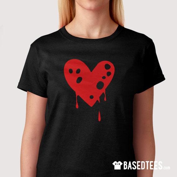 Dipping Heart - T-Shirt