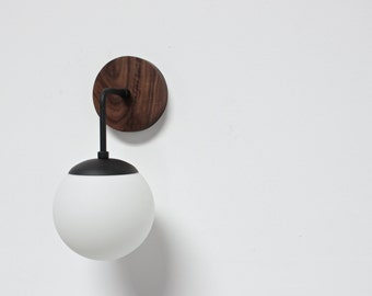 Bathroom Lights Black modern lighting and housewaresninosheadesign on etsy