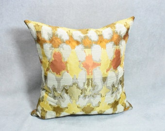 Brentano - Coloratura-Cleopatra  Silk Pillow