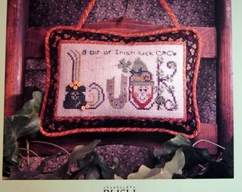Luck By Teri Richards And Shepherd's Bush Printworks Cross Stitch Pattern Page 2004