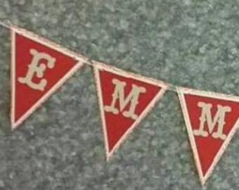 Farmers Market Inspired Birthday Banner