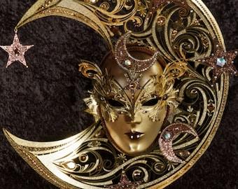 Venetian Mask | Celestial