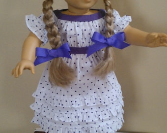 American Girl Pleasant Company Kirsten Doll ... Absolutely Adorable!! in Her Midsummer Dress ... Excellent Vintage Condition ... Retired