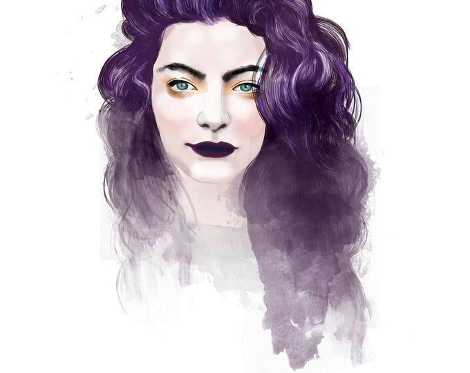 Featured listing image: Lorde - Pure Heroine
