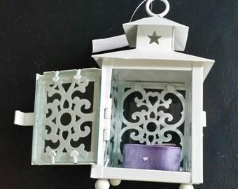 tealight candles - miniature lantern