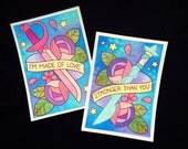 LIMITED TIME  OFFER Steven Universe Tattoo Flash Print Bundle by Michelle Coffee