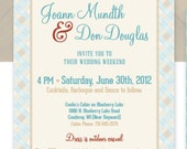 Rustic Invitation Suite #...