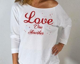 Womenu0027s Clothing. Slouchy Shirt. Womenu0027s Sweatshirt. Off Shoulder Shirts