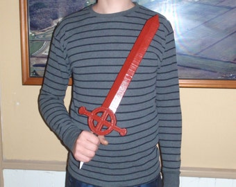 Finn's Demon Blood Sword Adventure Time