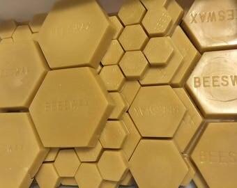 Pure Australian Organic Beeswax - Straight From The Beekeeper
