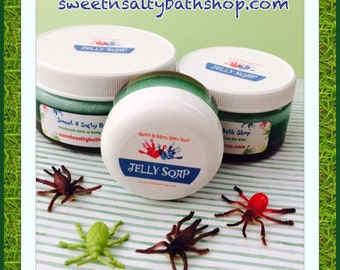 Bugs in the Grass Smelly Jelly Soap