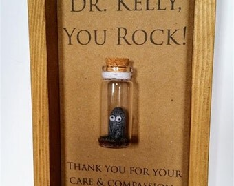 Doctor thank you gift, Thank you gift for doctor, Nurse thank you gift, card. Add names or your own message.