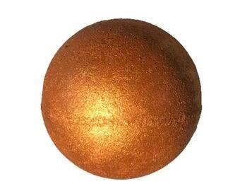 Harry Potter CHARM Golden Snitch XL Bath Bomb - Harry Potter Gift Bath Bombs // Jewelry Bath Bomb // Bath Bomb Surprise // Gold Bath Bomb
