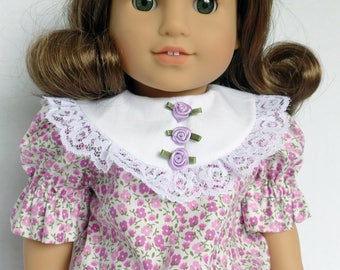 Garden Party Spring Dress for Most 18 inch Dolls