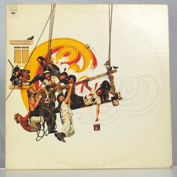 Chicago IX: Chicago's Greatest Hits Album Columbia Records 1975 Original Vintage Vinyl Classic Rock - Two Records Included