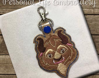 Descendants Mal Evil Crown Princess Machine Embroidery Design