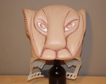 Nala mask, kids from age 10 + adults, Lion King musical