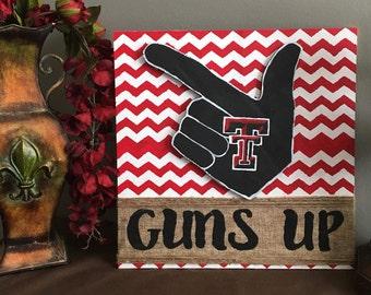 Texas Tech Guns Up