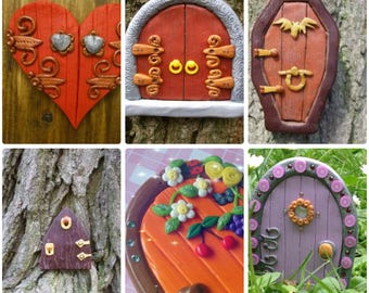 Custom Made Fairy Door