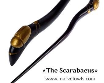 The Scarabaeus - Marvelowls Wizard Wands Shop