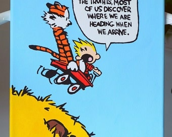 Calvin and Hobbes (Life)