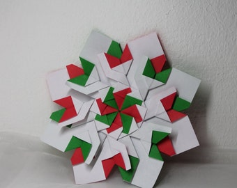 Great Origami Decoration / Holiday Decor / Home Decor / Ornament / Christmas Decoration