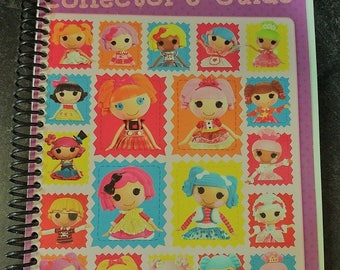 Lalaloopsy Collector's Guide Recycled Journal
