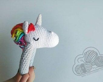 Sami, Unicorn Rattle