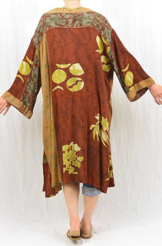 vintage kimono jacket 90 s clothing festival clothing
