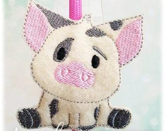 Spotted Pig Toy Slider Digital Design File