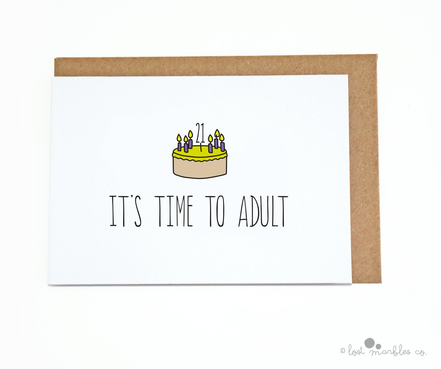 Funny 21st Birthday Cards: 21st Birthday Card Her Birthday His Birthday Funny