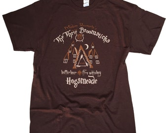 S - 3XL > T-shirt for POTTER fans > Three Broomsticks - Butterbeer