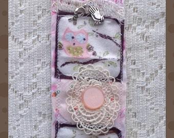 Breast Cancer Prayer Pocket