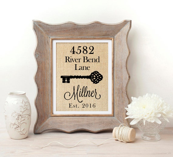 Personalised Home Is Where New Home Gift Print By: Housewarming Gift Personalized House Warming Gift New Home