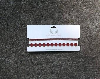 Kids Choker Necklace Set (2-Pack)