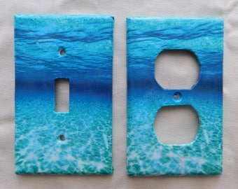 Ocean Switch Plates