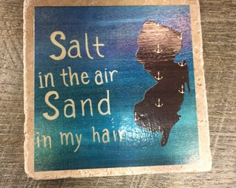 Coaster - salt in the air sand in my hair