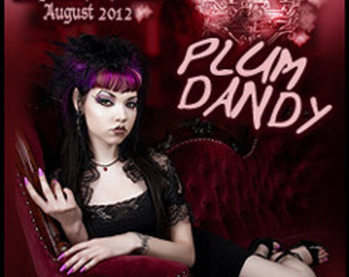 THREEBIES! Lot #403 - Plum Dandy, Ectoplasm, I Love Halloween - Love Potion Magickal Perfumerie