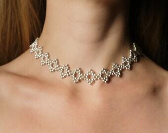 Skala Sterling Silver Necklace