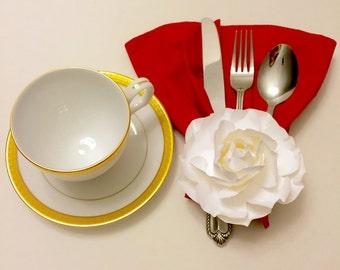 Paper Rose/Napkin Holder